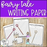 Fairy Tale Creative Writing Paper