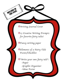 Fairy Tale Creative Writing Prompts