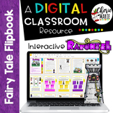 Fairy Tales Digital Flipbook: Rapunzel / Digital Classroom