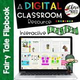 Fairy Tales Digital Flipbook: Rumpelstiltskin / Digital Classroom RL.2 RL.3