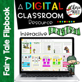 Fairy Tales Digital Flipbook: Rumpelstiltskin / Digital Cl
