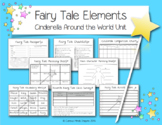 Fairy Tale Elements, Cinderella Around the World Unit
