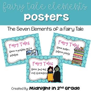 Fairy Tale Elements Teaching Resources Teachers Pay Teachers