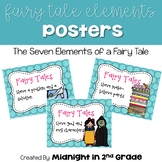 Fairy Tale Elements Posters