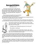 Fairy Tale Elements: Rumpelstiltskin Reading Passage and Q