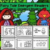 Fairy Tale Emergent Reader Set