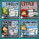 Back to School Fairy Tales Emergent Readers {A MEGA Bundle}
