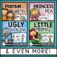 Fairy Tales Emergent Readers {A MEGA Bundle}