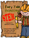 Fairy Tale Engineering STEM Challenges