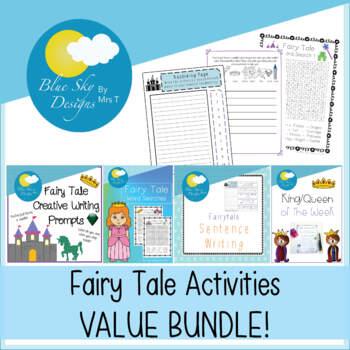 Fairy Tale Activities BUNDLE!