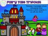Fairy Tale, Fable, and Folk Tale Trifolds