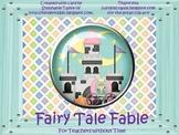 Fairy Tale Fable