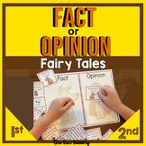 #hotsummerdeals Fact and Opinion Activities Literacy Cente