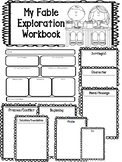 Fable Story Narrative Story Element Unit Outline Student Writing Book