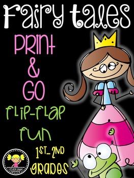 Fairy Tale Flip-Flap Fun {Growing Bundle}