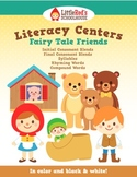 Literacy Centers - Fairy Tale Friends Literacy Centers