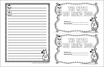 Write Your Own Fairy Tale Lesson Using Little Red Riding Mandegarfo