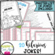 Fairy Tale Fun CURSIVE Joke Book