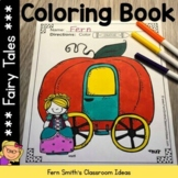 Fairy Tales Coloring Pages - 42 Pages of Fairy Tale Coloring Fun