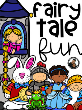 Fairy Tale Fun Day First Week Of School Activities Tpt