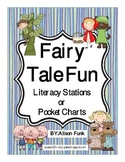 Fairy Tale Fun Part 1 Literacy Stations and Pocket Charts