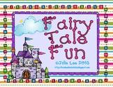 Fairy Tale Fun Math & Literacy Centers