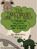 Fairy Tale Fun--The Tortoise and the Hare Enrichment/Extension Opportunities