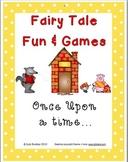 Fairy Tale Fun and Games - Common Core Aligned