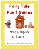 Fairy Tale Fun and Games - Common Core Aligned