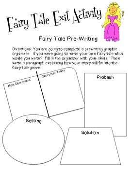 Fairy Tale Genre Center