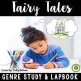 Lap Book: Fairy Tales | Activities Graphic Organizers Read
