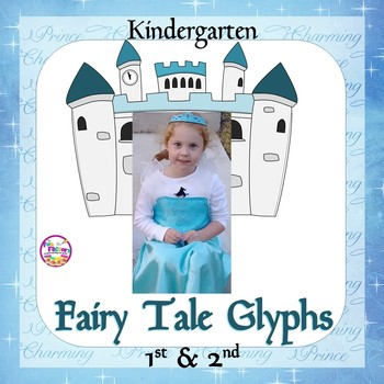 Fairy Tale Glyph Activities and Centers