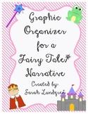 FREEBIE! Fairy Tale Graphic Organizer