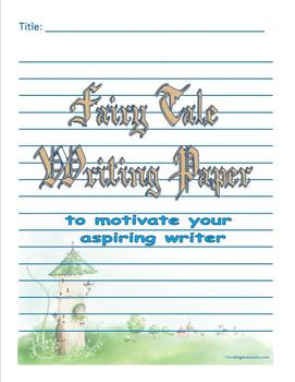 Fairy Tale Handwriting Paper