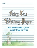 Fairy Tale Handwriting Paper