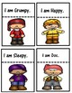 Fairy Tale Themed Headbands Game - Fun Pragmatic and Receptive Language Skills