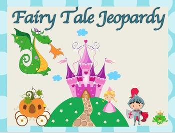 Fairy Tale Jeopardy
