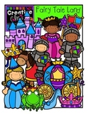 Fairy Tale Land {Creative Clips Digital Clipart}