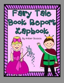 Fairy Tale Lapbook Book Report