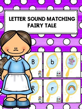 Fairy Tale Letter Sound Matching