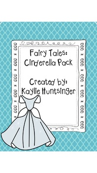 Fairy Tales Literacy Bundle
