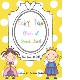 Fairy Tale Literacy Center (Parts of Speech Sort)