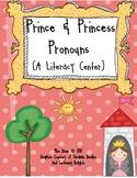 Fairy Tale Literacy Center (Pronouns)