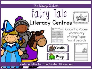 Fairy Tale Literacy