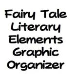 Fairy Tale Literary Elements Graphic Organizer