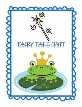 fairy tale literature unit by teacherhelperbiz tpt. Black Bedroom Furniture Sets. Home Design Ideas