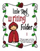 Fairy Tale Little Red Writing Folder
