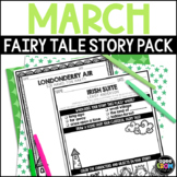Fairy Tale March, Classical Music Listening Sheets with an