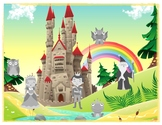 Fairy Tale Matching Activity Speech Therapy Pre-School