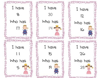 Fairy Tale Math Activities for Beginning of the School Year